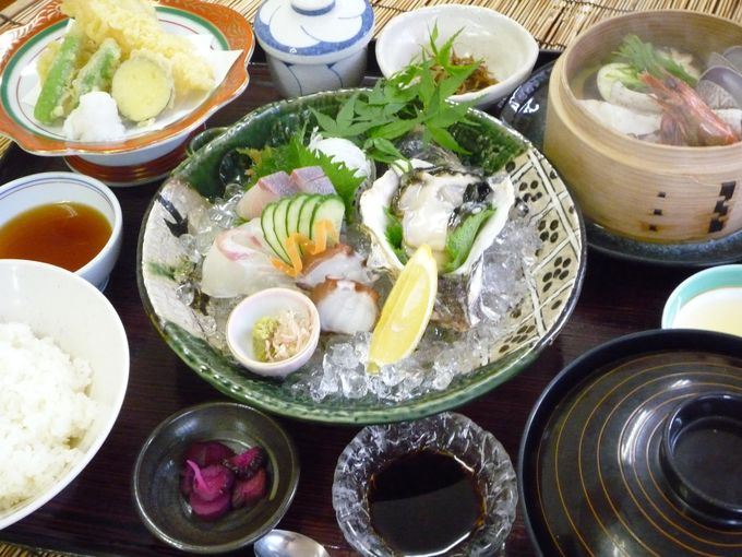実は冬以外でも牡蠣が食べられる!