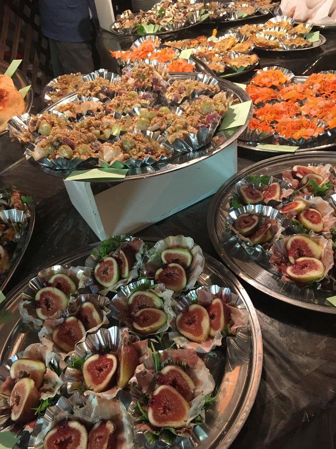 イベントでもさくらぐみの料理を食べられる!