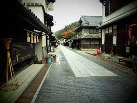 安芸の小京都・竹原で気分は江戸時代にタイムスリップ