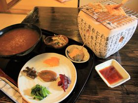 奈良の伝統料理やオリジナルの和スイーツが魅力「町屋かふぇ環奈」