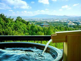 3つの世界遺産を望む景色が素敵すぎる!「ANDO HOTEL 奈良若草山」