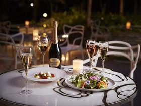 上質なシャンパーニュと!京都でおとなの縁日を「Champagne Night」