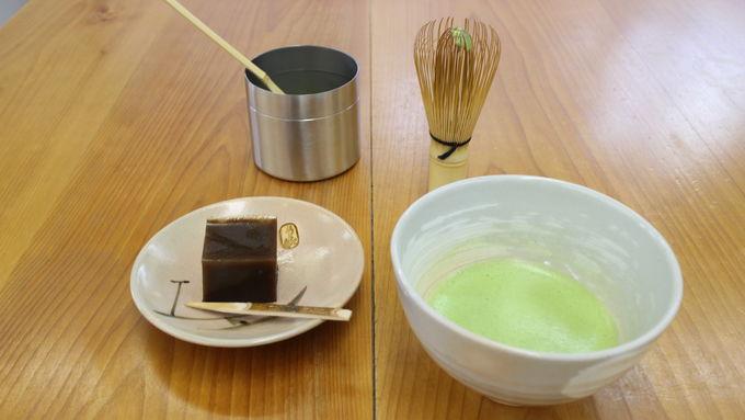 宇治茶に関する25種類ほどの体験ができるなんて