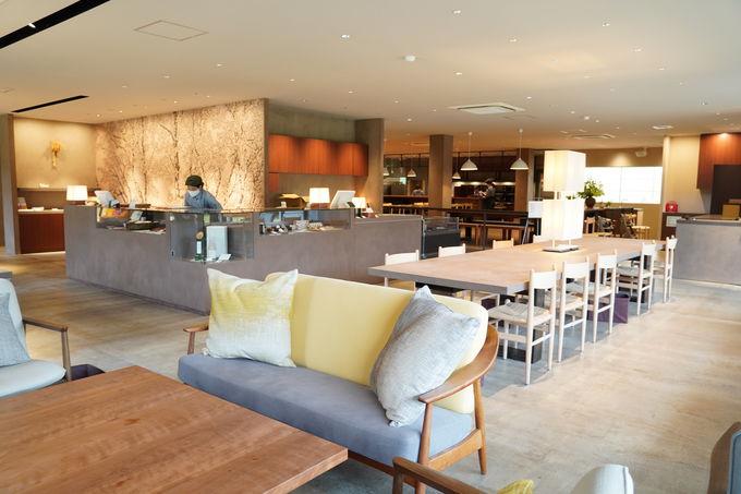 工房レストラン「wakuden MORI」でおいしい時間を