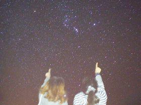 日本最南端・波照間「ペンション最南端」で眺める満天の星空