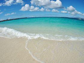 高速船で15分!沖縄本島・本部沖「水納島」で極上の海を満喫!