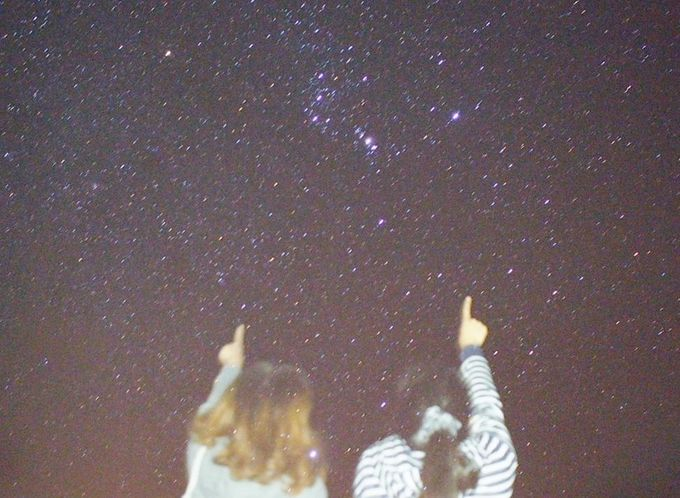 「星空観測タワー」で星空について知る!