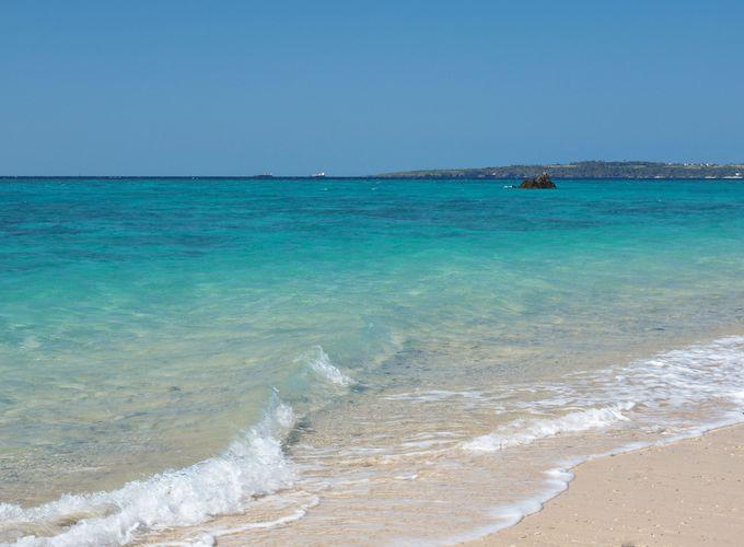 海側の部屋からビーチまで徒歩5秒のオン・ザ・ビーチ・ルー
