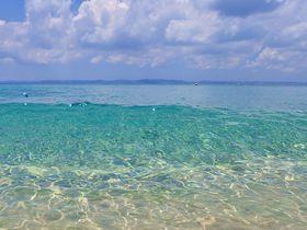 沖縄本島から日帰りで気軽に行ける「津堅島」で極上の海を満喫!