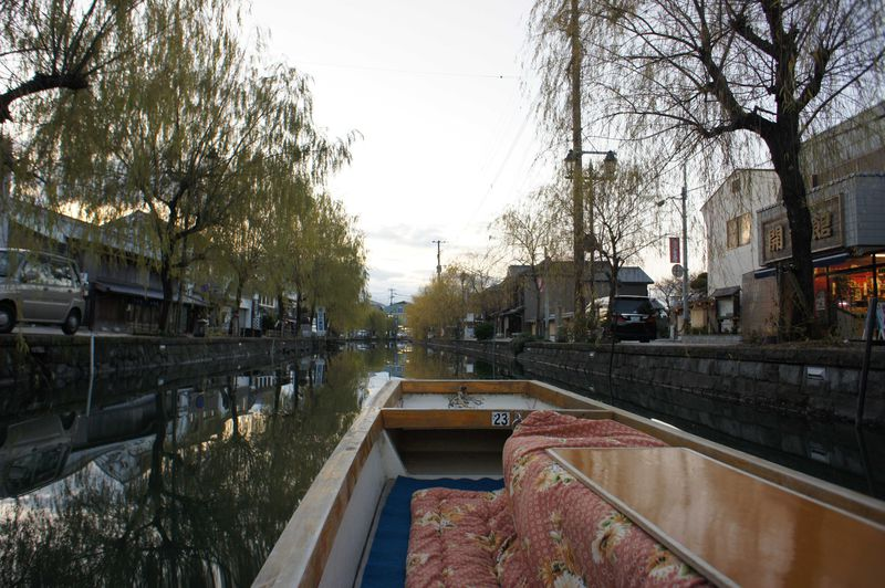日本のベニス 柳川、こたつ舟で癒しのショートトリップへ