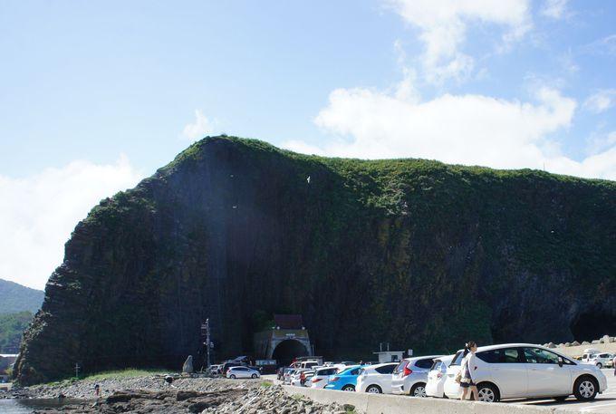 巨大な岩、オロンコ岩