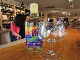 マウイ島高地のワイナリーで地産ワインと歴史散策を楽しむ