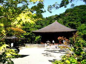 平安時代の歴史と庭園に触れる!福島・いわき「白水阿弥陀堂」