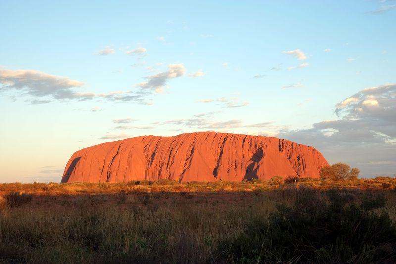 雄大なる世界遺産!オーストラリア「エアーズロック」を満喫