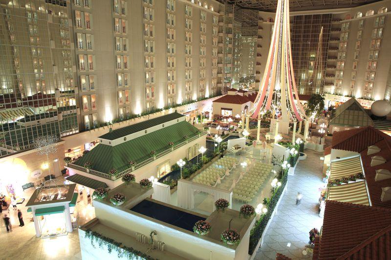 幸せポイントが高い!東京ベイ舞浜ホテルクラブリゾート
