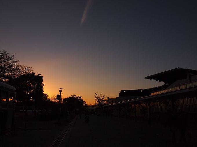 京都駅から好立地!「東寺」「梅小路公園」「京都国立博物館」