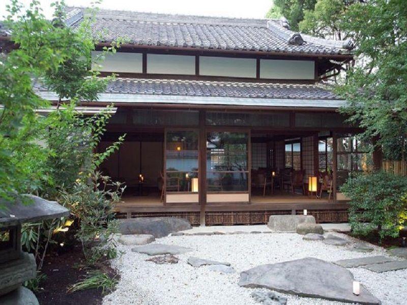 徳川園・蘇山荘