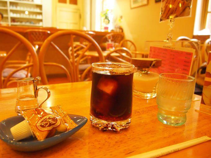 名古屋市政資料館・喫茶室