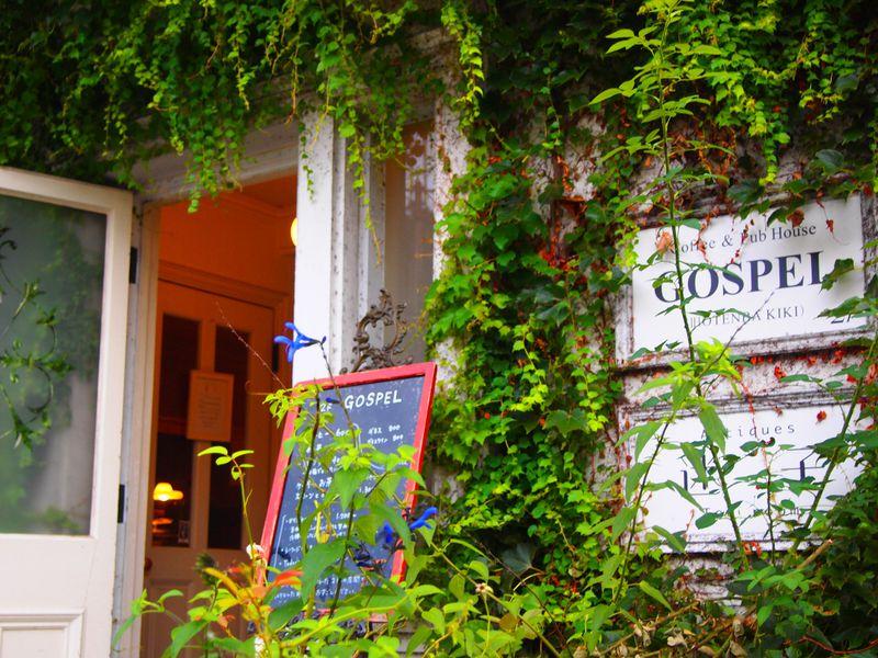 有名建築事務所設計のカフェ・京都「GOSPEL」は洋館ファン以外も必見!