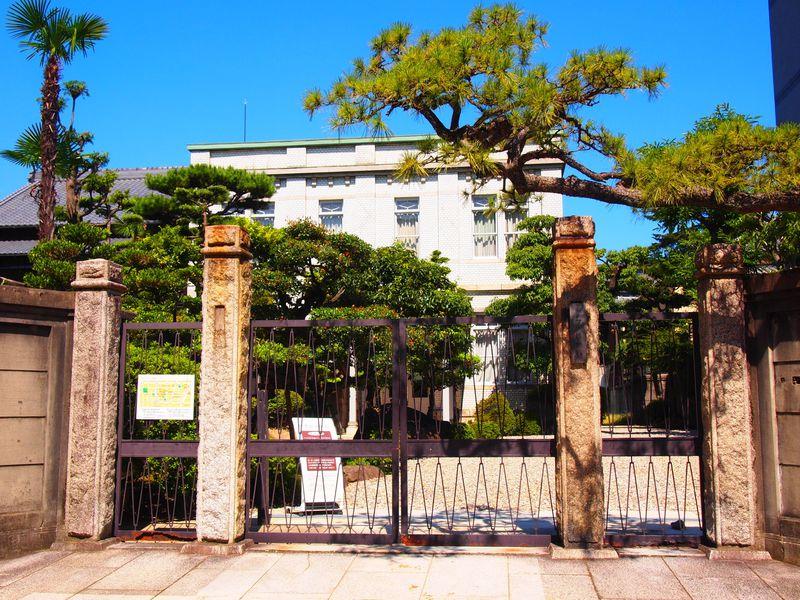 トヨタ自動車創業者の一族、豊田佐助の元邸宅