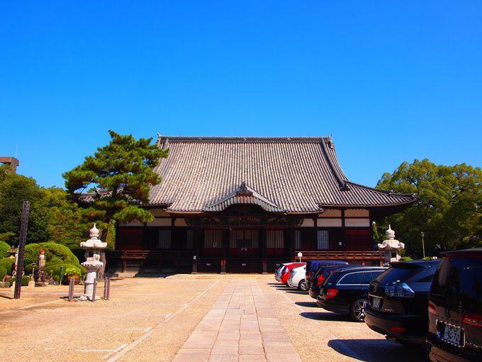 建中寺本堂
