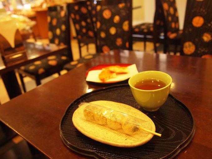 福岡屈指の米菓処「もち吉」博多本店