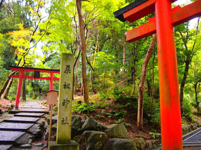 料理に菓子、饅頭の神様も!京都・吉田神社は食いしん坊必訪のスポットです