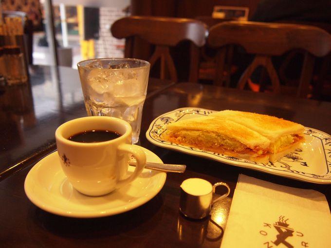 【2日目:朝食】名古屋名物・モーニングを堪能