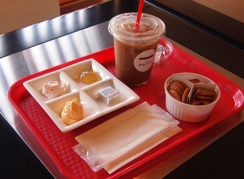 岡山ご当地の味を堪能!倉敷・古民家カフェ「ビスキュイ」