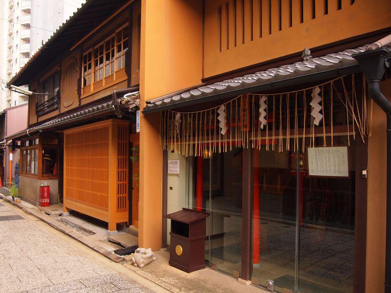 京都にも「神田明神」が!風情ある膏薬辻子で参拝&路地歩き
