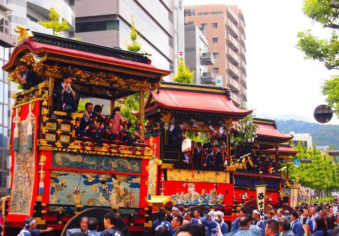 大津祭り「本祭」