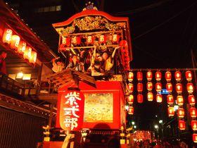 """国の重要無形民俗文化財に!「大津祭」は""""宵宮""""も楽しい&美しい"""