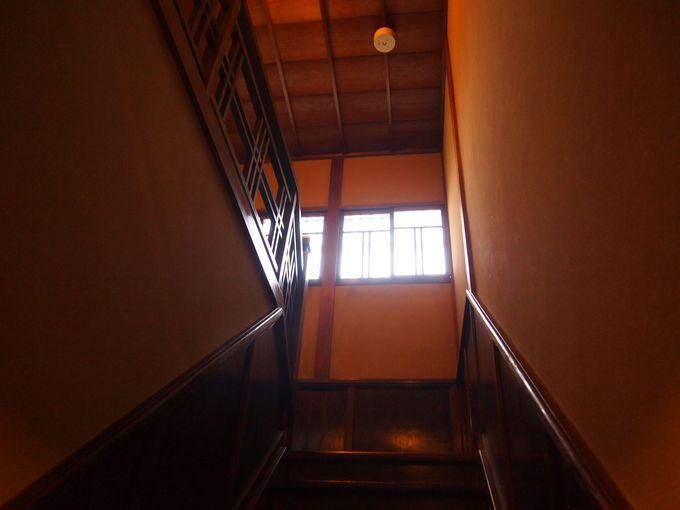 特別公開では二階、三階・望楼の見学も!