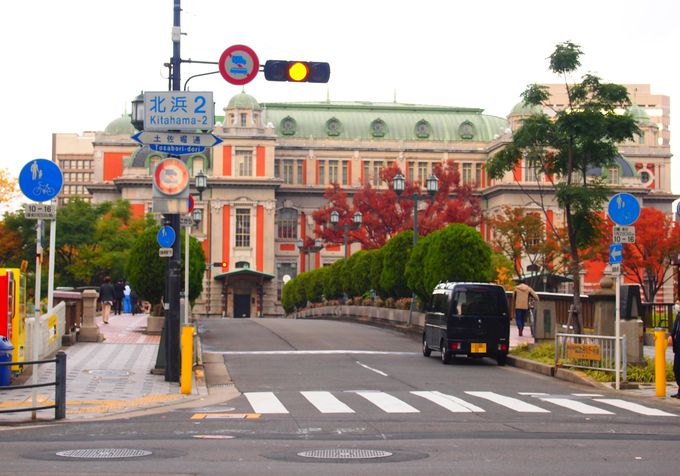 ここからスタート!「大阪市中央公会堂」