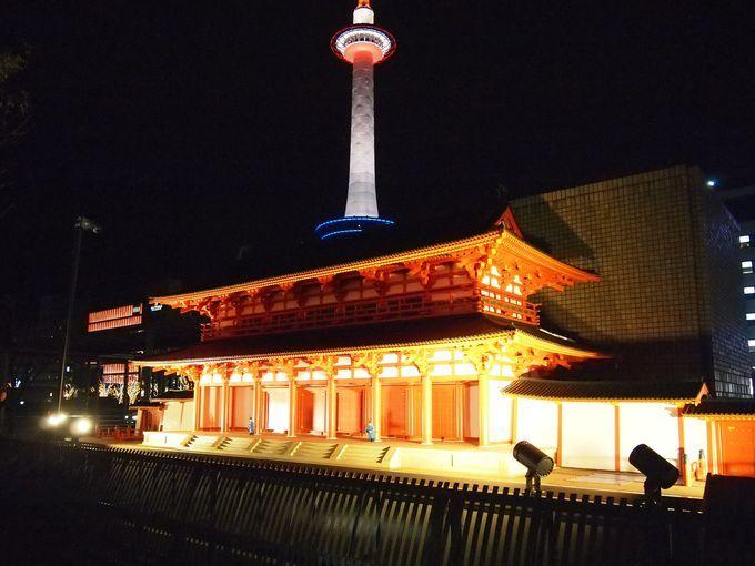 新たな京都駅のシンボル!?「羅城門」