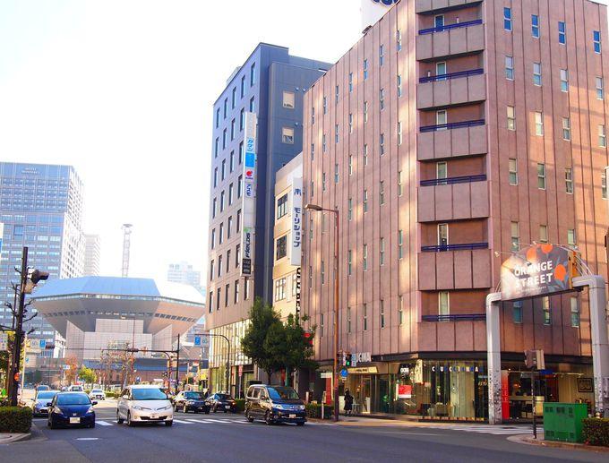 大阪・堀江「オレンジストリート」