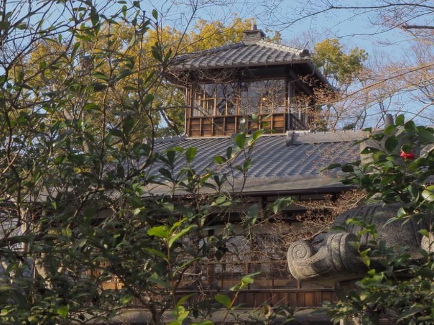 旧三井家下鴨別邸・外観