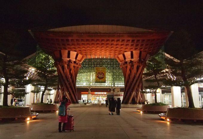 2.金沢駅