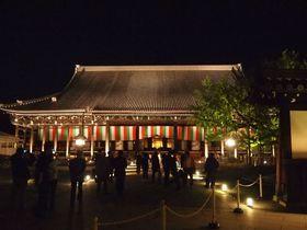 初の夜間公開も!京都「西本願寺花灯明」で圧巻のライトアップを堪能しよう