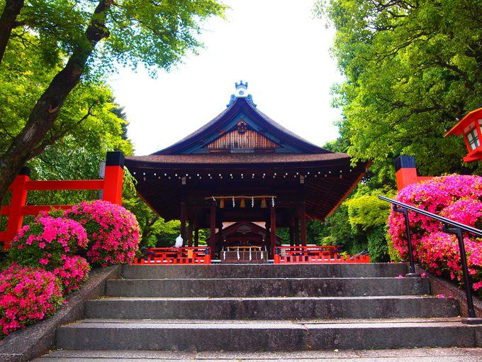 織田信長を祀る「建勲神社」