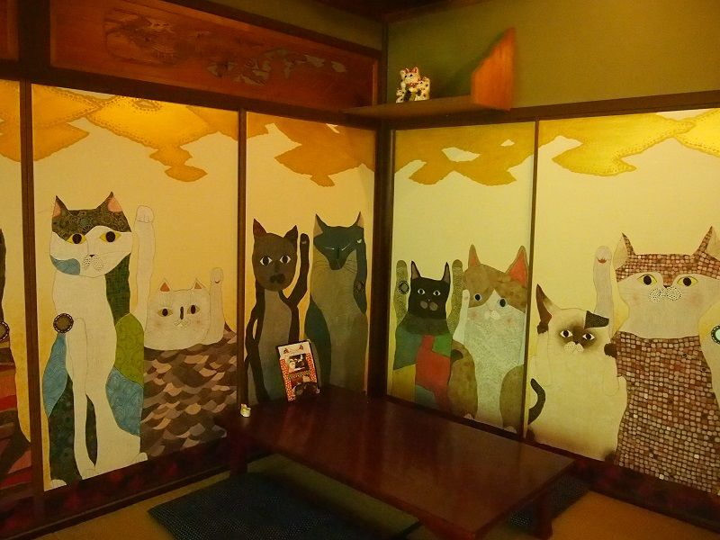 比叡山の麓に猫好きの極楽が!京都・八瀬「猫猫寺(にゃんにゃんじ)」