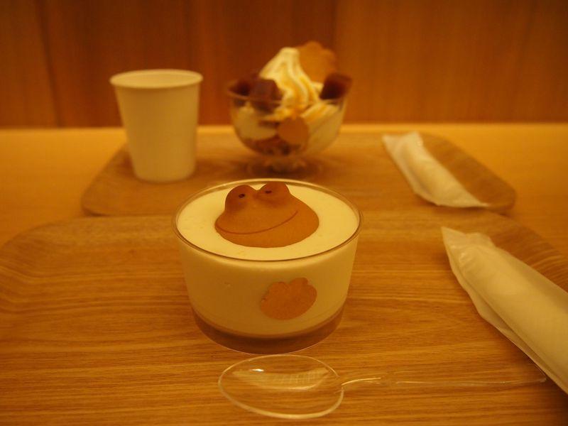 「青柳ういろうパフェ」に「カエルのミルク風呂」!青柳総本家の名古屋スイーツが何だかすごい!