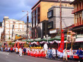 新春は景気良く!京都・八坂神社「北向蛭子社」の蛭子社祭
