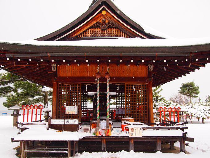 9.唐崎神社