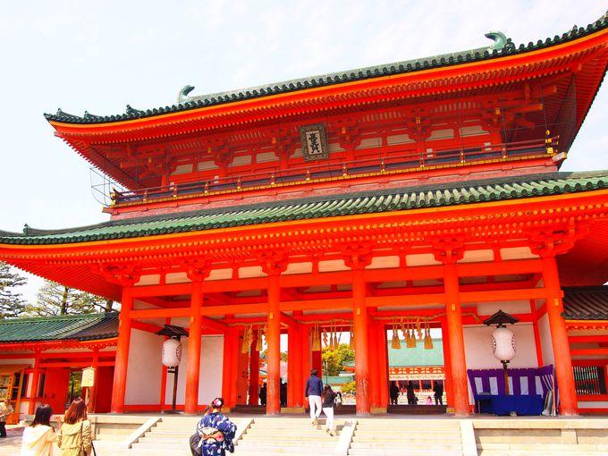 6.平安神宮