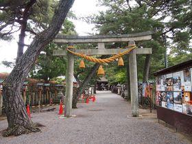 近江国一之宮はここ!古代史の英雄・日本武尊を祀る建部大社