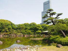 新旧の歴史が織り成す都心の庭園!大阪・天王寺「慶沢園」