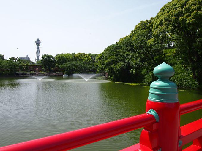 慶沢園・北部