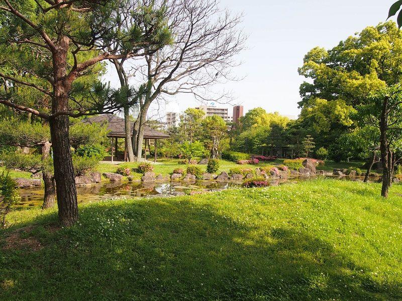 旧藤田邸跡公園の歴史