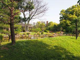 大阪市名勝に指定された都心のオアシス!「旧藤田邸跡公園」